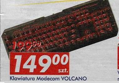 Powtórnie Modecom Volcano Hammer @ Auchan