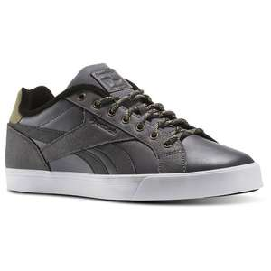 Skórzane buty REEBOK ROYAL COMPLETE 2LW w dobrej cenie