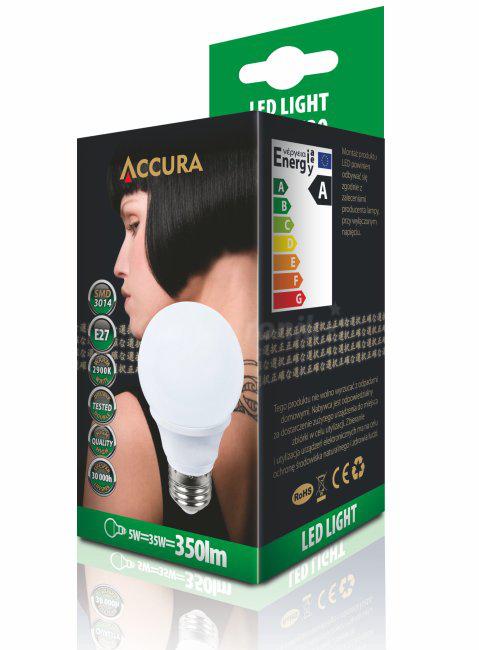 Żarówki LED marki Accura do -48% taniej @ Komputronik
