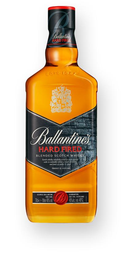 Ballantine's Hard Fired 700 ml @POLOmarket