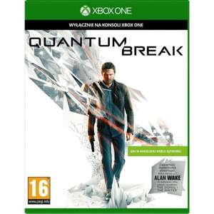 QUANTUM BREAK + ALAN WAKE (XONE) za 47.90 zł