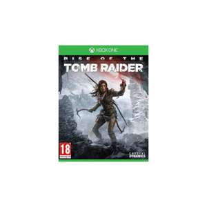 THE RISE OF TOMB RAIDER (XONE) za 67.90 zł