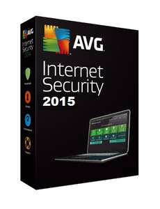 AVG Internet Security 2015 za DARMO na 1 rok @ sharewareonsale.com