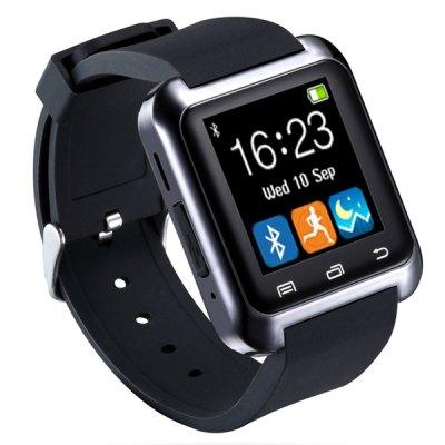 Elegancki Smartwatch U80 za 31zł z wysyłką @GearBest