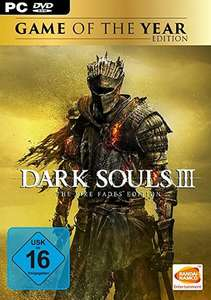 Dark Souls III – The Fire Fades Edition (GOTY) za ok. 148,07 zł w scdkeys