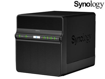 Serwer NAS Synology DS414j @ibood