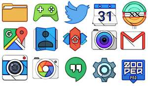 6x Icon Pack [Google Play]