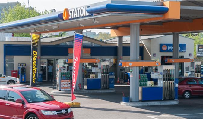 Rabat -10gr/litr LPG na Statoil
