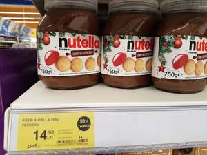 Nutella 750g! #tesco