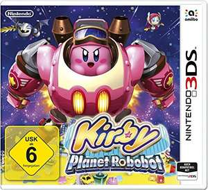 Kirby: Planet Robobot [Nintendo 3DS] za ~105zł @ Amazon.de