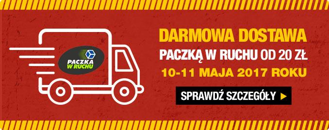 Darmowa dostawa do kiosku Ruchu od 20zł @ Tania Książka