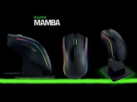 Mysz Razer Mamba 16000 + headset Razer BlackShark za ~760zł z dostawą (komplet) @ Razer
