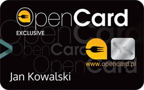 Elektroniczna Karta OpenCard na 45 dni za DARMO