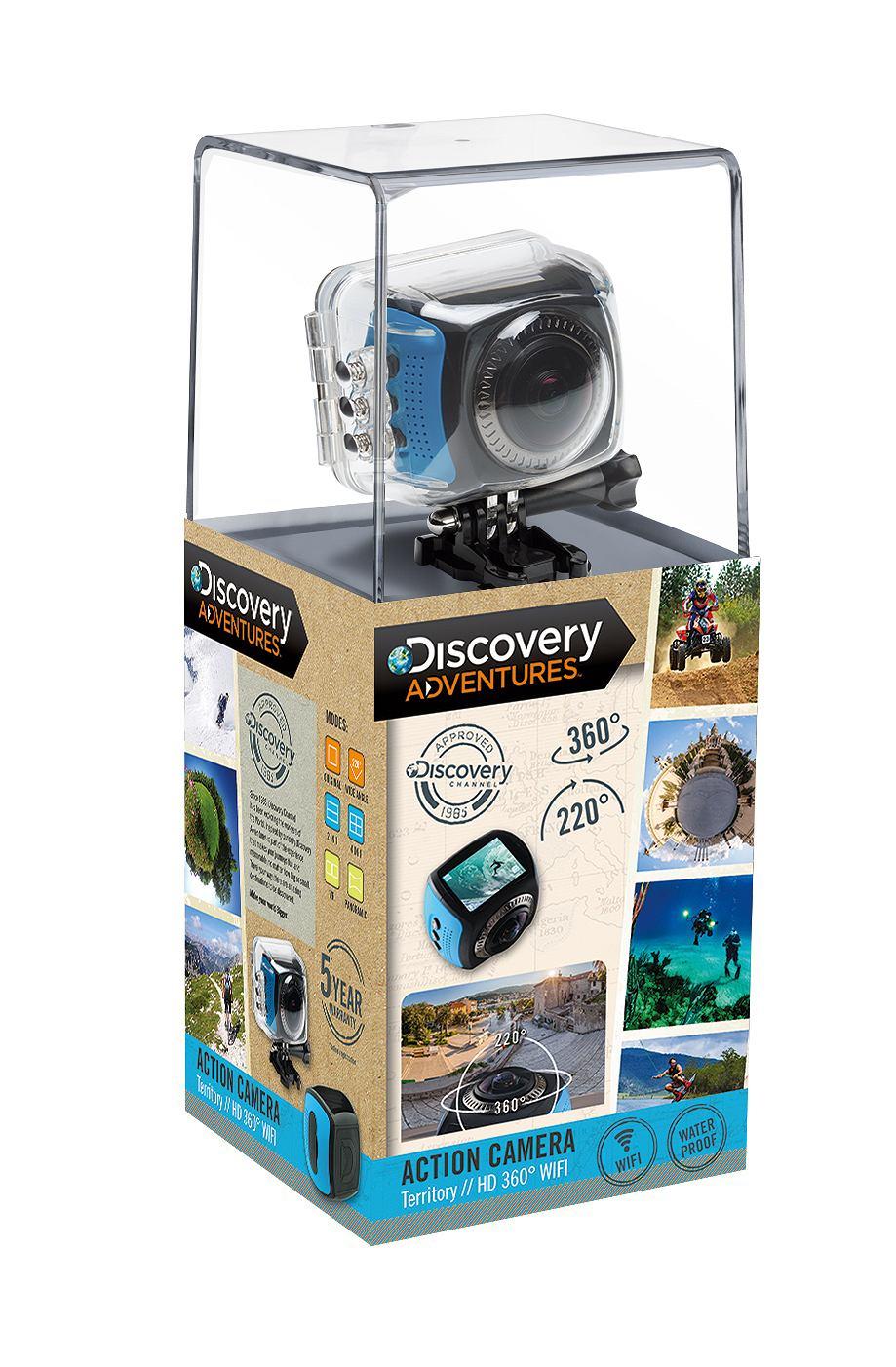 Kamera panoramiczna Discovery Adventure
