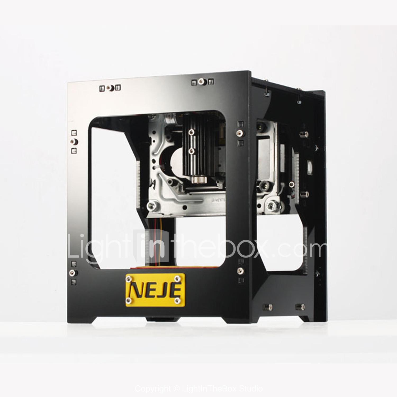 Maszyna do grawerowania NEJE DK-8-KZ 1000mW za ~230zł z wysyłką @ LightInTheBox