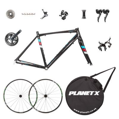 Rower szosowy @Planet X RT-58 Tiagra - do samodzielnego zmontowania - 2700 PLN za wszystko