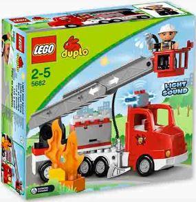 Wóz strażacki LEGO Duplo za 99zł @ Agito