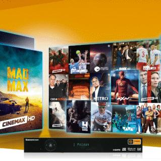 @Cyfrowy Polsat Rodzinny HD z Cinemax HD w dobrej cenie