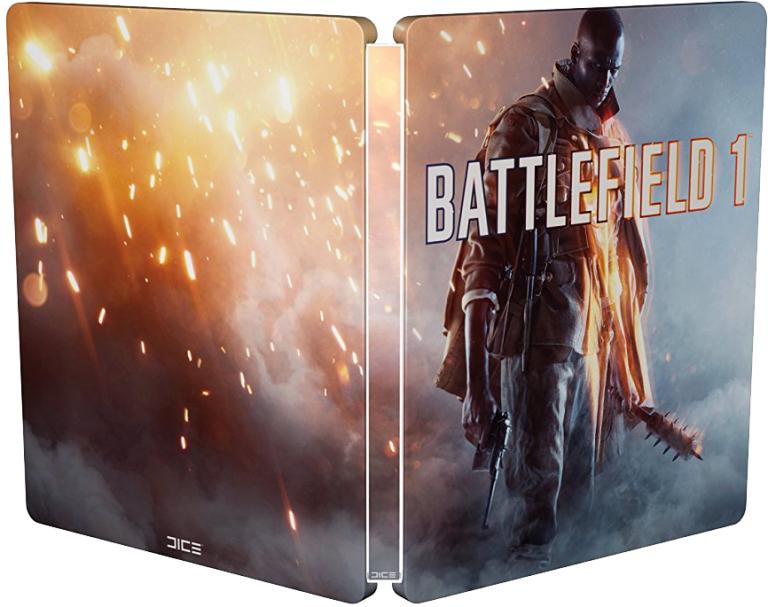 Kolekcjonerski Steelbook Battlefield 1 @ allegro.pl