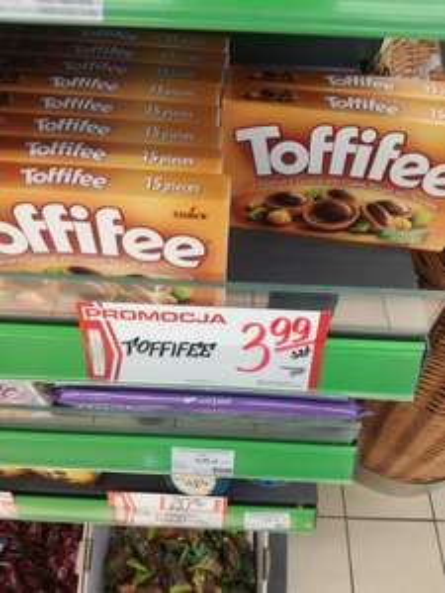 Toffifee 125g. Extra promocja Delikatesy Centrum
