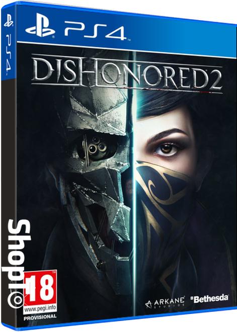 Dishonored 2 PS4 za 65zł z dostawą z Shopto