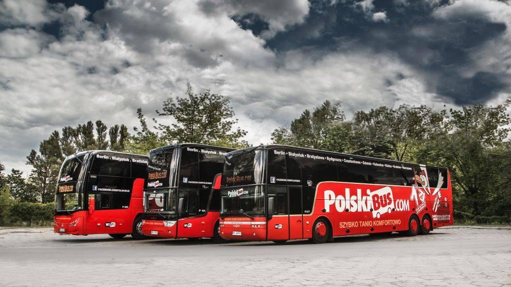 Polskibus.com z Zielonej Góry do Szczecina 15+1zł oraz Szczecin-Zielona Góra