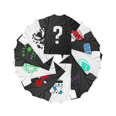Losowe 10 t-shirtów dla geeków za ~132zł (nowe konta) @ Zavvi