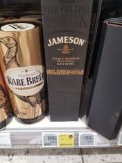 Jameson Select Reserve Black Barrel 0,7 -40% off #tesco