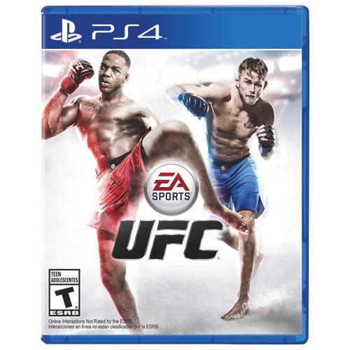 UFC EA SPORTS PS 4 (PS Store)