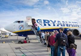 Ryanair ze Szczecina do Warszawy od 17zł