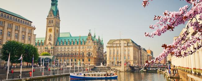Ryanair z Katowic do Hamburga 34zł czerwiec, lipiec