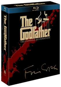 The Godfather Trilogy (Blu-Ray) za ~53zł @ ZOOM