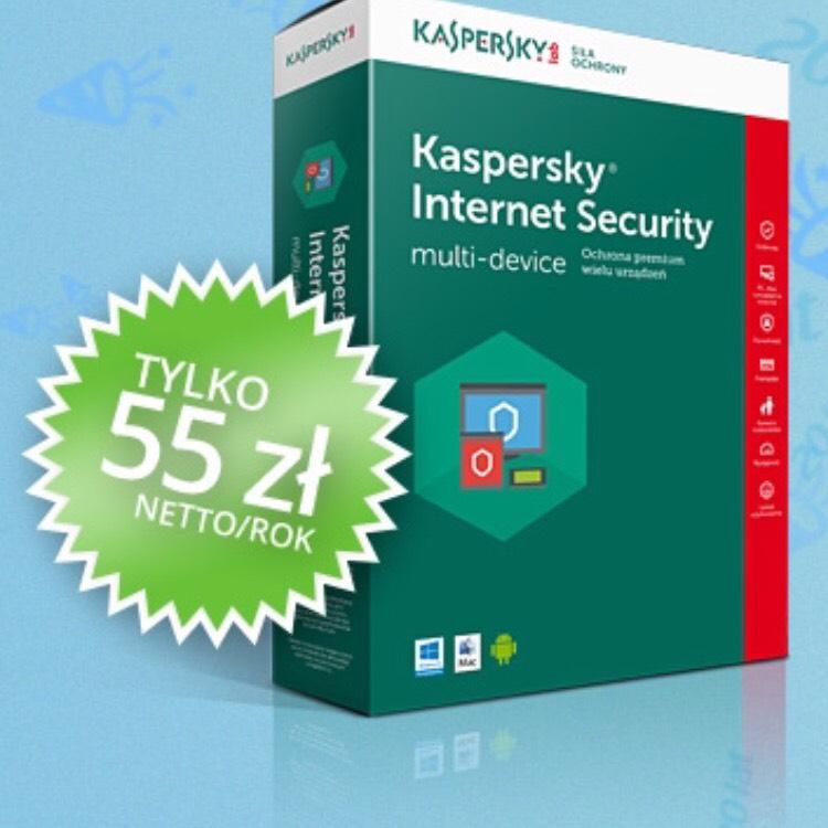 Program Kaspersky w najniższej cenie na rynku - sprawdź!