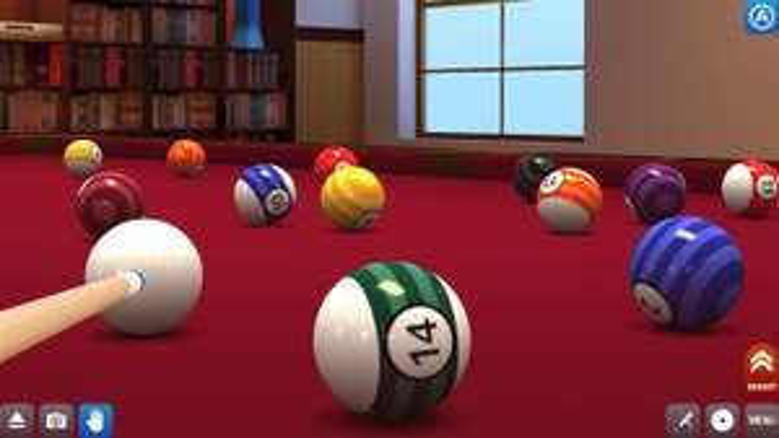 Pool Break Pro 3D Billiards @ Android Play Store obecnie za darmo