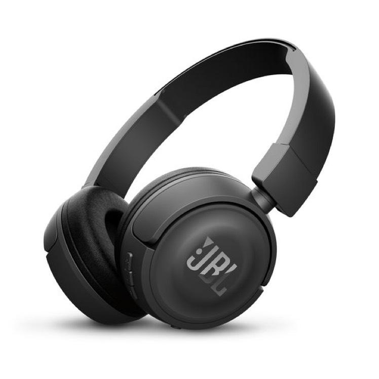 Słuchawki nauszne JBL T450BT Czarny