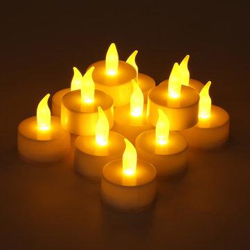 Zestaw 12 świeczek LED