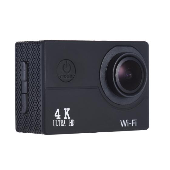 """(Aktualizacja) Kamera sportowa 4K z matrycą Sony  IMX179 CMOS + etui wodoodporne (LCD 2"""", 16MP, 4K 30fps / 1080p 60fps, WiFi) za ~73zł z darmową dostawą @ TomTop"""