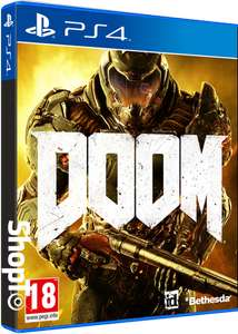 Doom 4 PS4 - ok 48zł @shopto