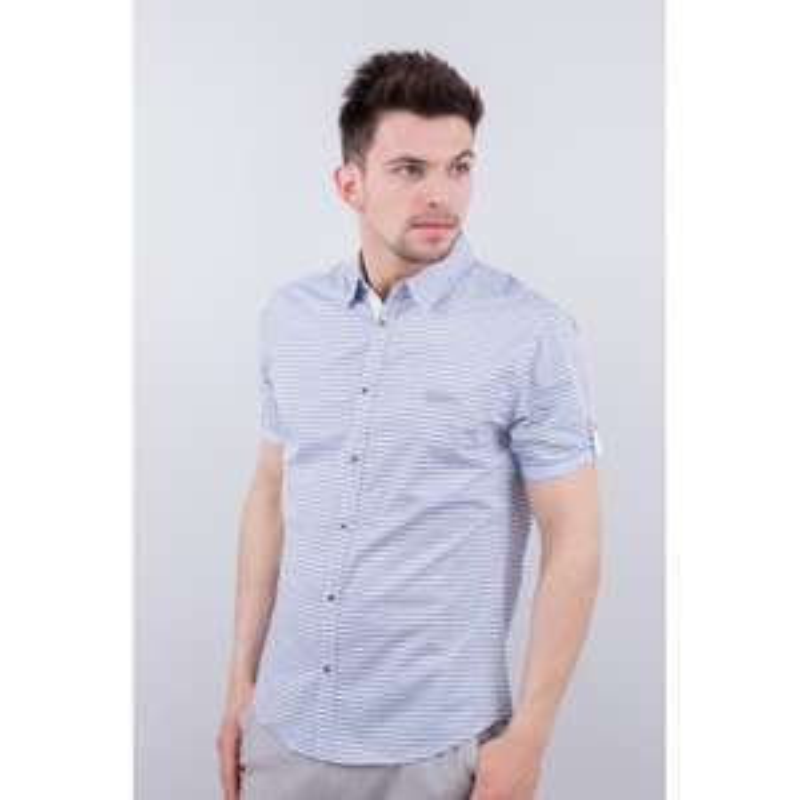 Męskie koszule z krótkim rękawem za 34,99zł (różne modele) @ Carry
