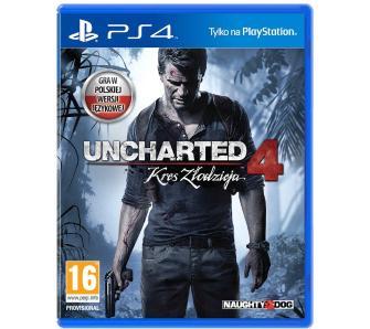 Gra Uncharted 4 + Dualshock 4 za 218zł Ole Ole