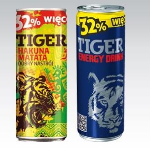 Piwo, sok, energetyki, izotoniki @Biedronka