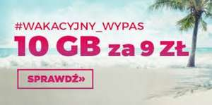 Virgin Mobile - 10GB za 9 zł na 30 dni