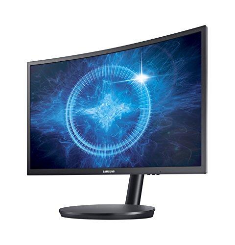"""Zakrzywiony monitor Samsung C24FG70 (23,5""""; FHD; 144Hz; 1ms) za ~1268zł @ Amazon.it"""
