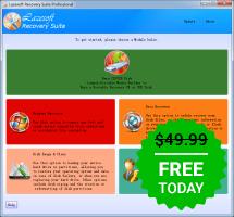 Lazesoft Recovery Suite Pro 4.2.3 za Free