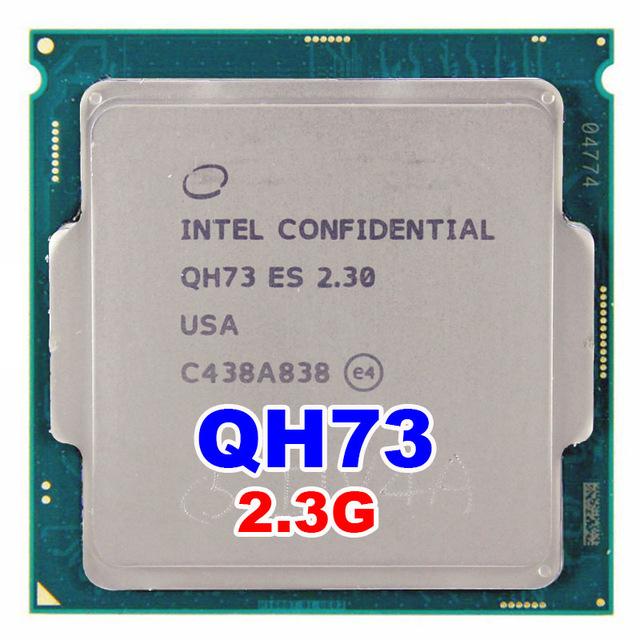 Wersja inżynieryjna (*sample) INTEL I7 6700k PROCESSOR ES QH73 2.3 GHZ