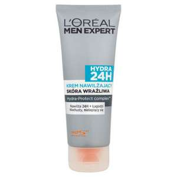 Zapachy i kosmetyki męskie do 60% taniej (np.kremy i balsamy po ok.10zł) @ Hebe