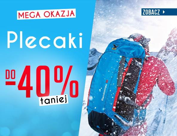wybrane plecaki do -40% taniej @ 8a.pl