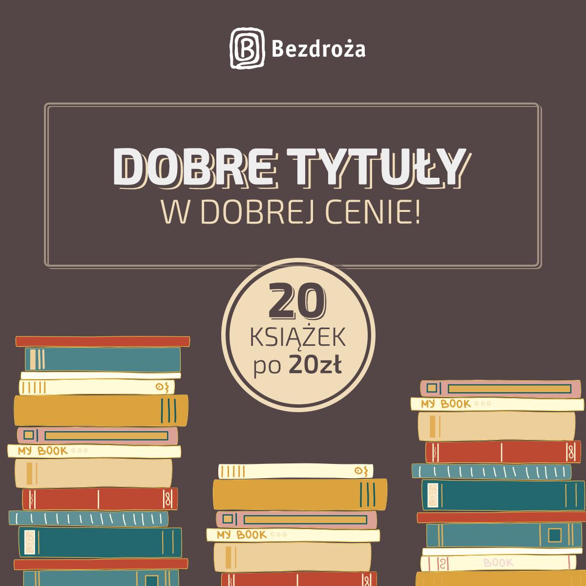 Podróże: 20 książek po 20 zł @ Bezdroża