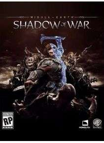 Middle-earth: Shadow of War Standard Edition PREORDER STEAM CD-KEY GLOBAL