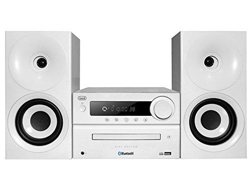 Wieża stereo Trevi HCX 1080 BT za ~ 165zł zamiast 500zł @ Amazon (FR)